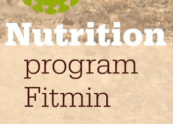 Nutrition progfam Fitmin
