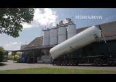 Výroba krmiv značky Fitmin