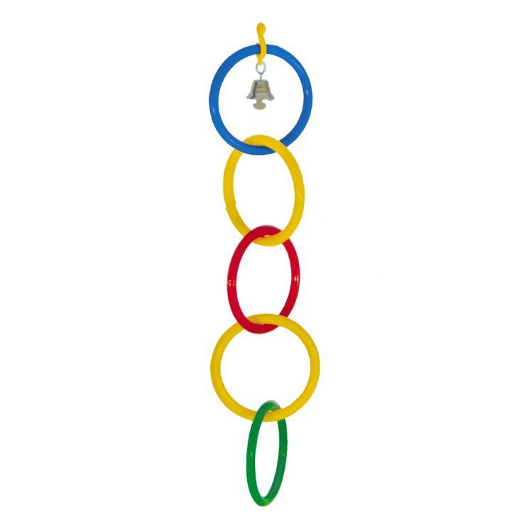 Олімпійка 5 кілець + дзвоник