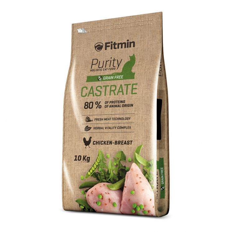 Fitmin cat Purity Castrate