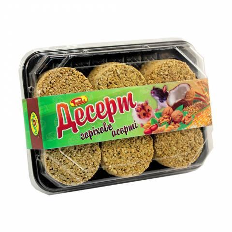 Десерт для гризунів  ГОРІХОВИЙ  (12 шт)