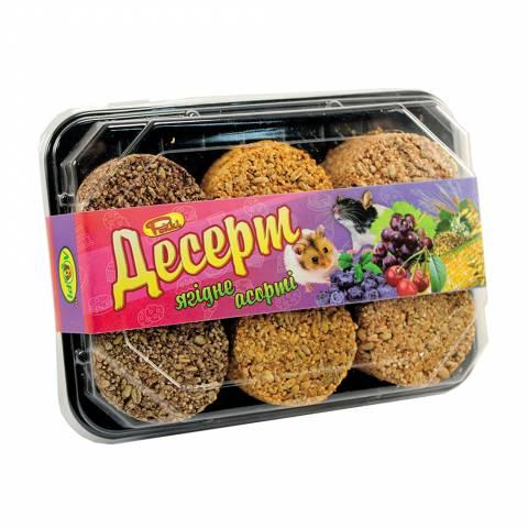 Десерт для гризунів  ЯГІДНИЙ  (12 шт)