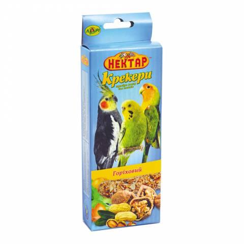 СХ- ореховый крекер для птиц премиум класса