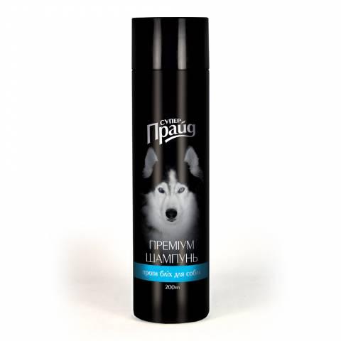 "Шампунь-преміум ""Супер-Прайд"" проти бліх для собак"