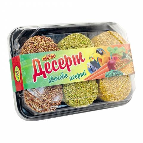 Десерт для птиц ОВОЩНОЙ (12 шт)
