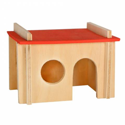 Дом для хомяка (цвет)