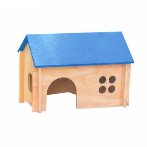 Будинок для мор. свинок (колір, дерево)