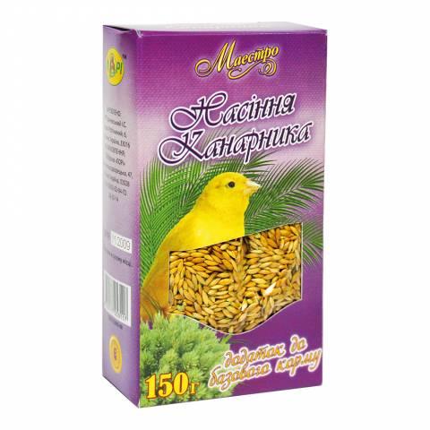 Семена канарника
