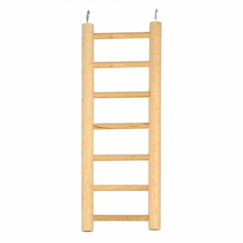 Драбинка дерев'яна для хом'яків (20 см)