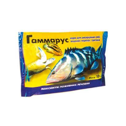Гаммарус, пакет 10г