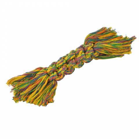 Жевалка для собак плетеная, 20см