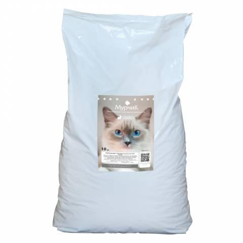 МУРЧИК корм для котів, кролик 10кг