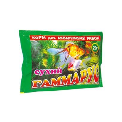 Гаммарус, пакет 20г