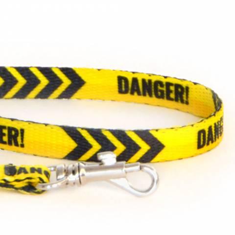 """Повод капроновый ПКЛ """"Danger"""" 1.0/120"""